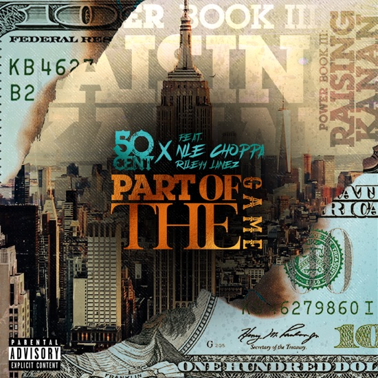 50 Cent - Part of the game