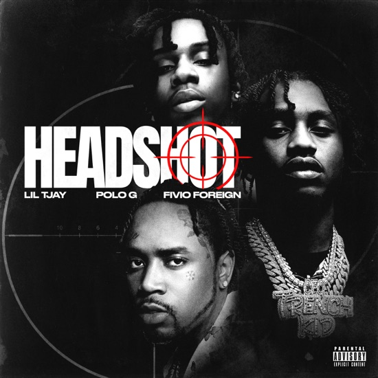 Lil Tjay, Polo G & Fivio Foreign - Headshot